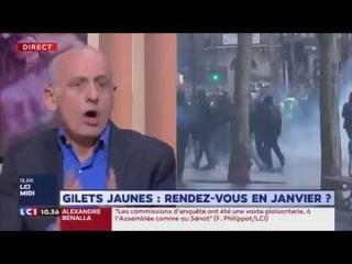 Jean Michel Apathie Retourne Sa Veste En Faveur Des Gilets Jaunes Lui Qui Méprise Le Peuple
