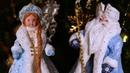 Дед Мороз и Снегурочка из дешевых китайских кукол! / Розыгрыш! / Как сделать деда Мороза из ваты