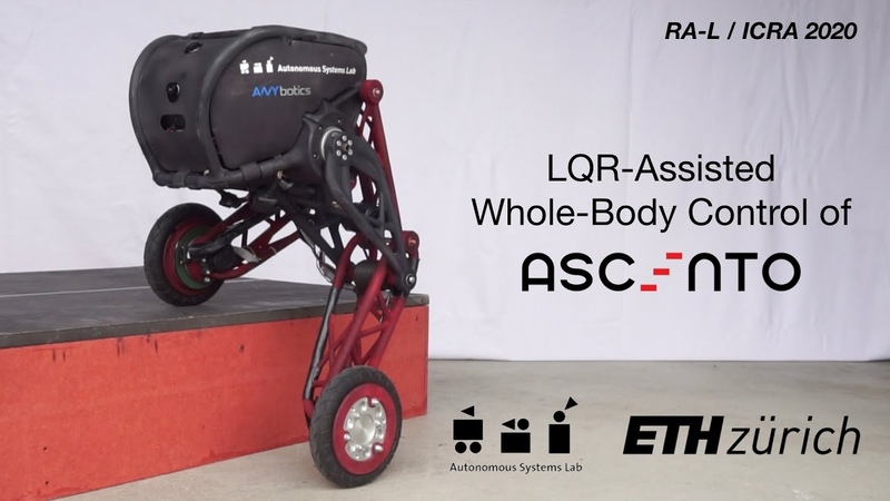 LQR-Assisted Whole-Body Control of a Wheeled Bipedal Robot with Kinematic Loops (RA-L ICRA 2020)