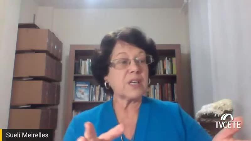 LIVE SUELI MEIRELLES AUTOCONHECIMENTO E AUTOREALIZAÇÃO PARTE I