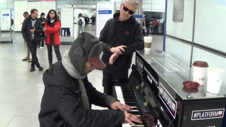 Homeless Man's Tune Inspires A Pro Pianist
