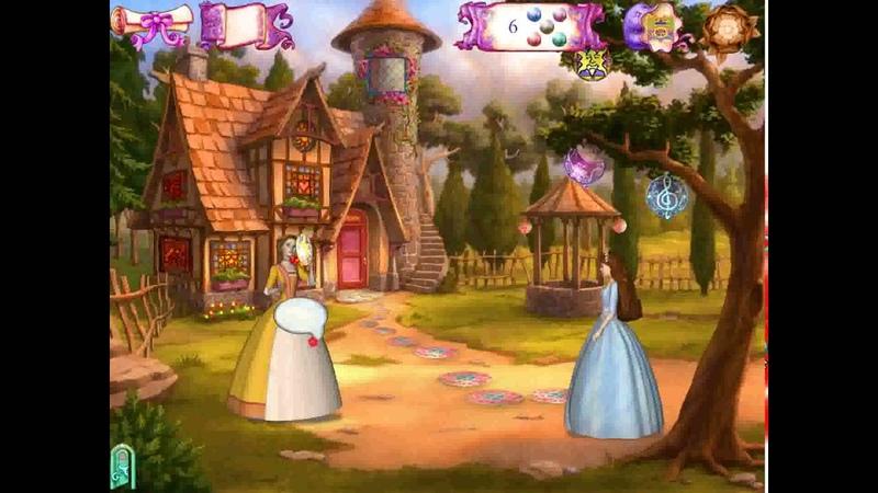 Полное Прохождение Игры Принцесса И Нищенка №12 Подборка Барби Компиляция ПК Игры