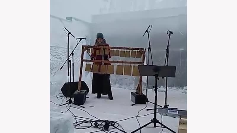 Ольга Ирисова музыкальный проект Вербное Воскресенье