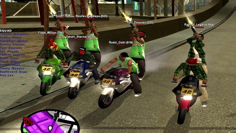 Grove Revo Slaughter Sindel Full Ghetto
