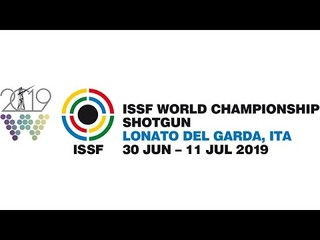 ISSF WCH Shotgun, Final Skeet Mixed Team, Lonato, Italy