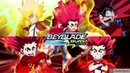 Aiger Akabane STRONGEST MOVES IN EVERY SEASON BEYBLADE BURST TURBO TO BEYBLADE BURST SURGE