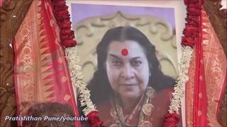 """Workshop on """"Candle Treatment"""" through Shri Mataji's Talk (Pratishthan Pune)"""