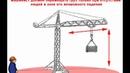 Видеоинструктаж по охране труда Машинист башенных кранов