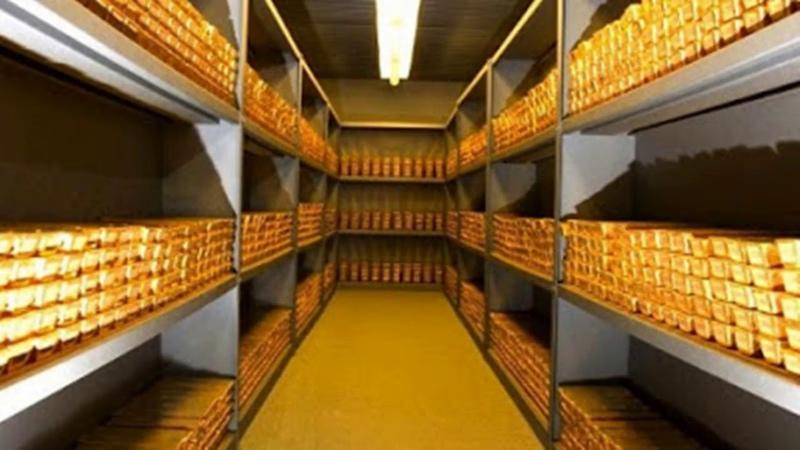 Le Vatican détiendrait plus de 60 000 tonnes d'or grâce au colonialisme et esclavage