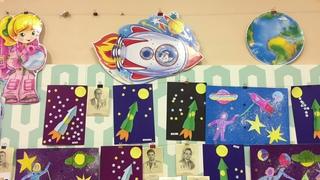 День космонавтики в детском саду - 2021