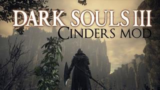 Dark Souls 3 Cinders mod (CO-OP)  #1