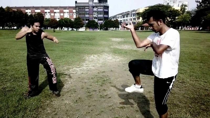 Seru Silat VS Muay Thai Short Film