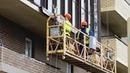 Обзор хода строительства ЖК Живи! В Рыбацком (09.10.19)