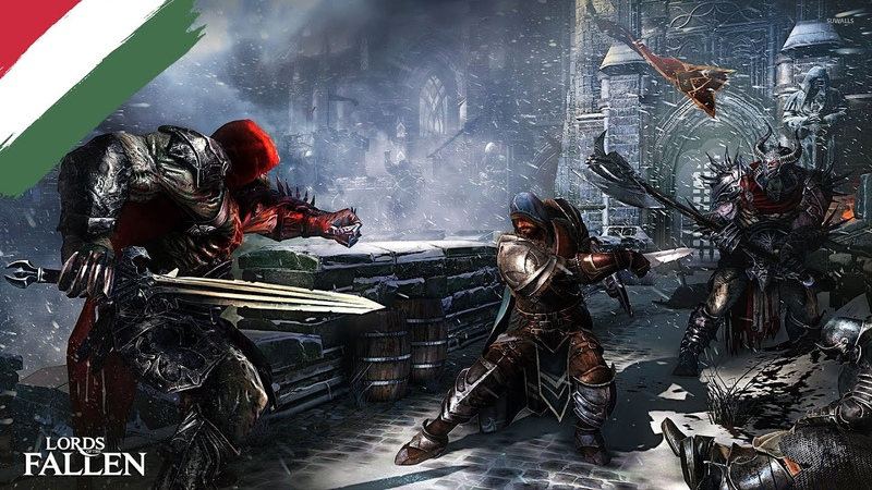 Lords of the Fallen Game Movie 1080p HD |HUN Magyar|