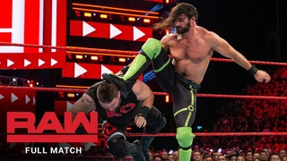 FULL MATCH - Seth Rollins vs. Kevin Owens - Intercontinental Title Match: Raw, May 14, 2018