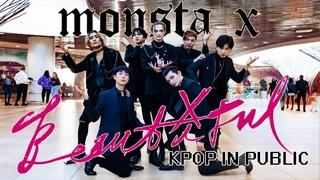 [KPOP IN PUBLIC] 몬스타엑스(MONSTA X) - 아름다워(Beautiful) dance cover by MON_STAR | RUSSIA