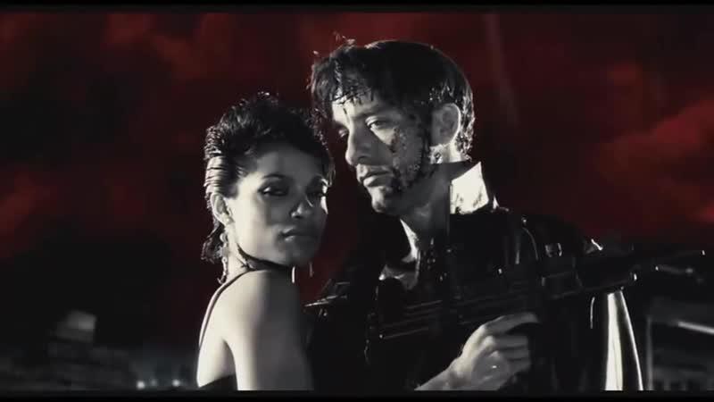 Sin City Music Video горат грехов