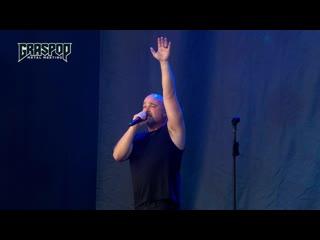 Disturbed live at graspop (belgium, 2019)