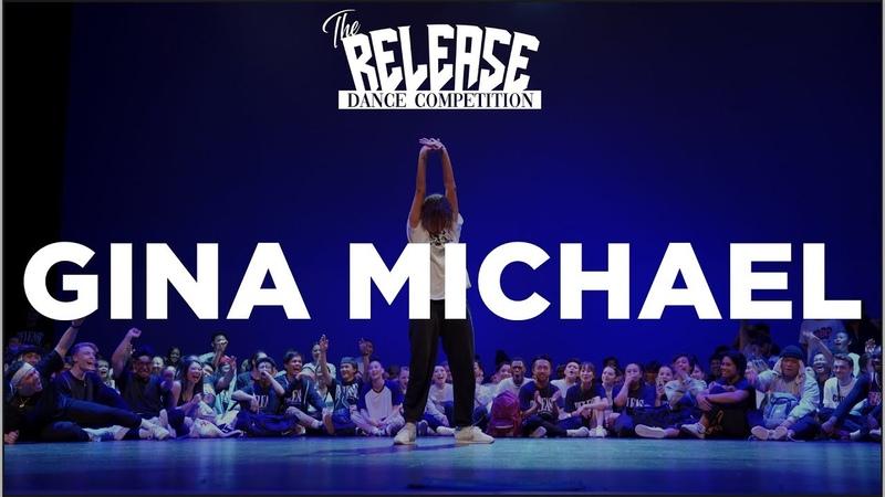 [Judge Showcase] Gina Michael - The Release Dance Competition 2019 | Danceproject.info