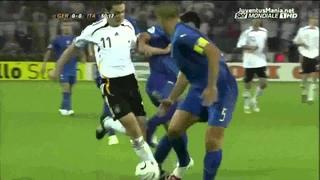 Le parate di Buffon ai mondiali 2006