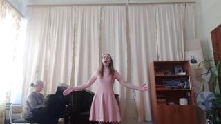 И.Дунаевский - Песня Тони на корабле из оперетты Белая акация