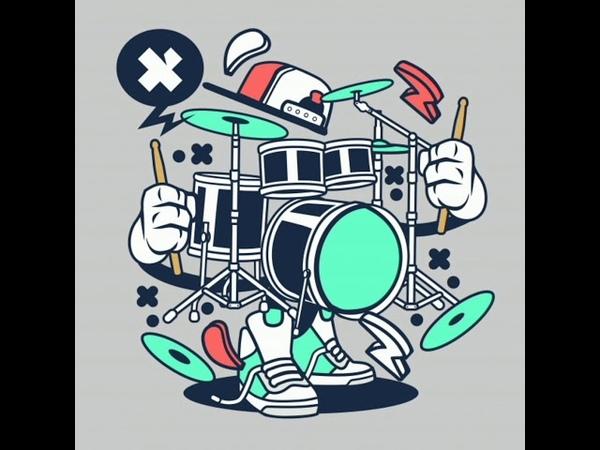 EVILSKY Я влюблён в барабанщицу группы Кис Кис