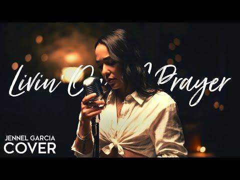 Livin' On A Prayer Bon Jovi Jennel Garcia piano cover on Spotify Apple