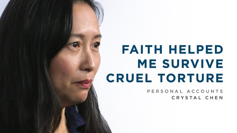 Faith Helped Me Survive Cruel Torture Crystal Chen