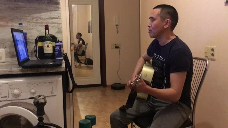 Аскар гитара кавер подбор песни Марионетки Машина времени