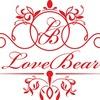 LoveBear  Мишки из роз