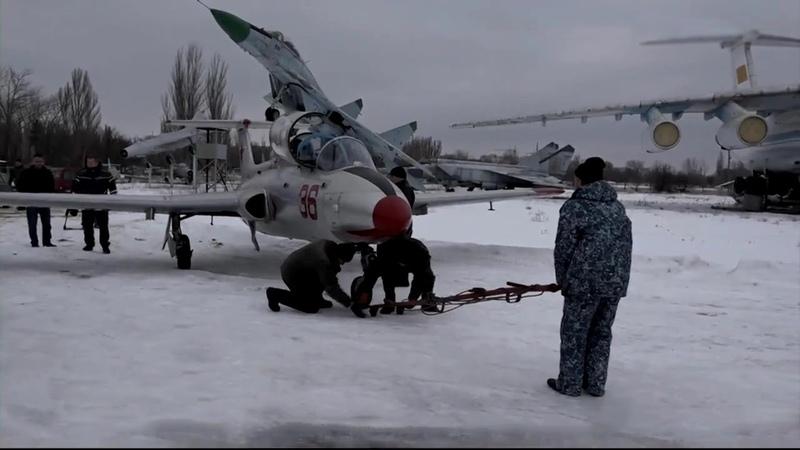 У сил Новороссии появилась поддержка с воздуха. 17 01 2015. Новороссия новости.