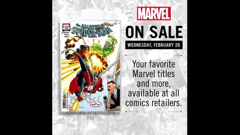 Marvel Fresh Start Какие комиксы вышли сегодня 26 февраля