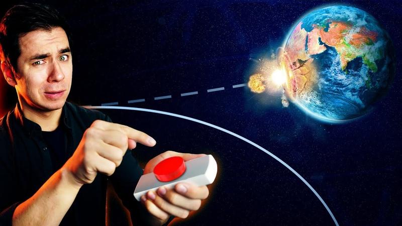 Земля сойдет с орбиты если взорвать все атомные бомбы Вопросы по физике 1