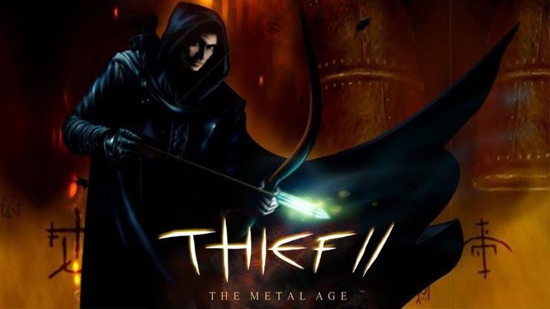 Гарретт в поисках грязных секретов / Стрим по игре Thief 2 4