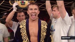 Gennady Golovkin vs Curtis Stevens Full Fight HD