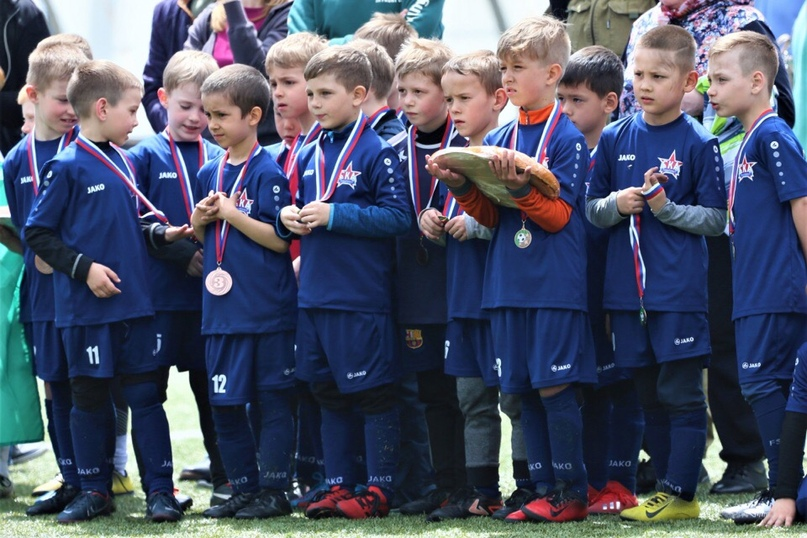Сергей Ленивкин: «Наш центр подготовки юных футболистов сделал большой шаг вперёд», изображение №4