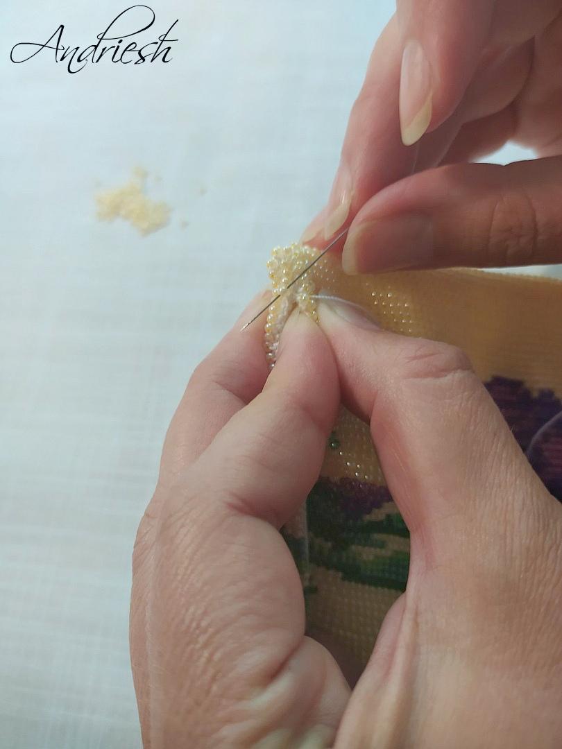 Как я сшиваю донышко и вшиваю в сумки подклад и фермуар., изображение №6