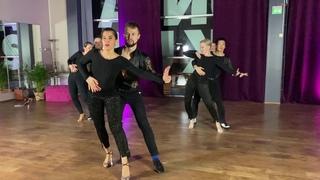 Still Dancing Bachata Show Team