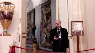 Открытие выставки «Культура и быт Древней Руси и Московского царства IX–XVII веков» в Эрмитаже (1)