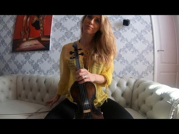 SEÑORITA Camila Cabello Shawn Mendes Amadeea Violin LIVE Cover