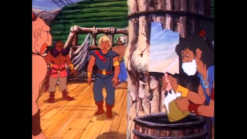 Пираты тёмной воды The Pirates of Dark Water Похититель душ 20 Серия