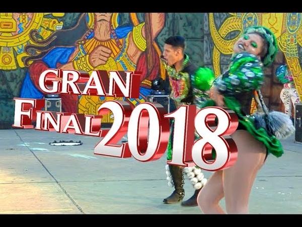 FLAMANTE CAPORAL,FINAL CONCURSO NACIONAL 2018