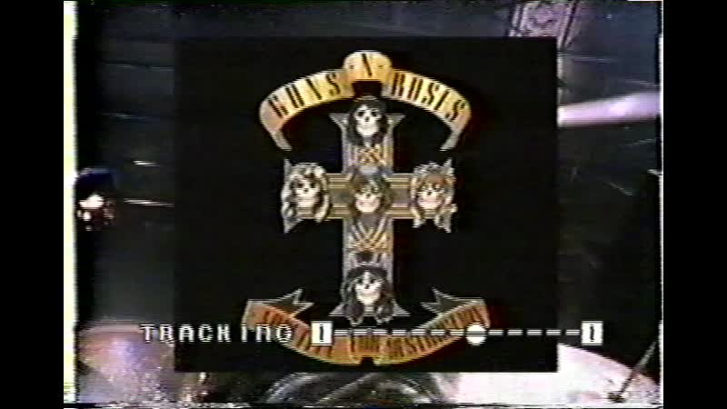 Guns N' Roses Get In The Ring Documentary Green DVD Part 1