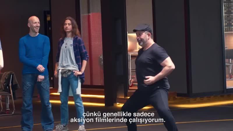 Cyril Raffaelli making of ARİF V 216 2018