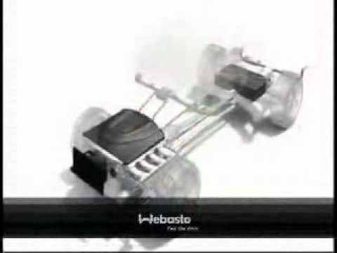 Как работает авто подогреватель Webasto