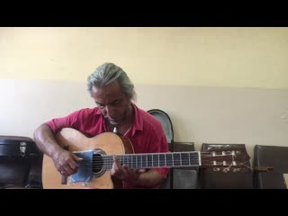 Kiss The Rain (Yiruma) - COVER gitar-Garri Pat
