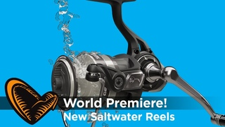 World Premiere - All New Saltwater Reels by Savage Gear