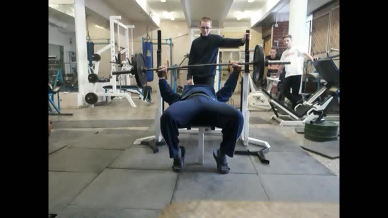КРЖ 75 кг на 70 раз КА 51 МС КА 52 Собств вес 103 кг
