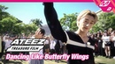 ATEEZ TREASURE FILM 'Dancing Like Butterfly Wings' with ❤ATINY 에이티니 ❤ Ep 3