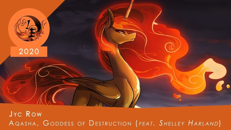 Jyc Row - Aqasha, Goddess of Destruction (feat. Shelley Harland)
